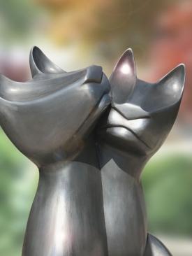 Sculpture galerie